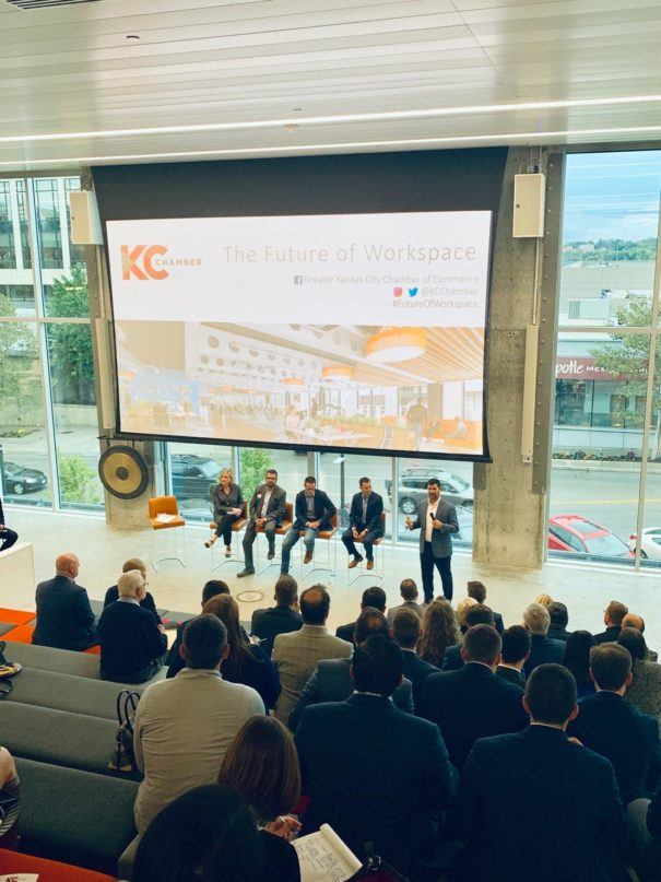Future of Workspace panel event